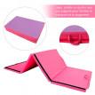 Tapis de sol pour yoga et gymnastique rose