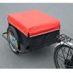 Remorque pliable pour vélo