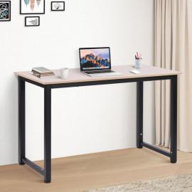 Table d'ordinateur noire Andrew 120L x 60l x 76H cm