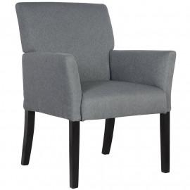 Chaise de salle à manger Pablo grise