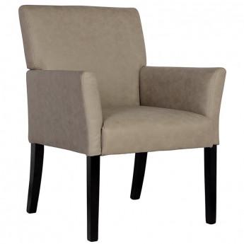 Chaise de salle à manger grise Lino