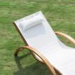 Bain de soleil Costa Rica blanc