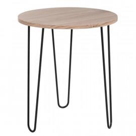 Table basse Eléa Chêne
