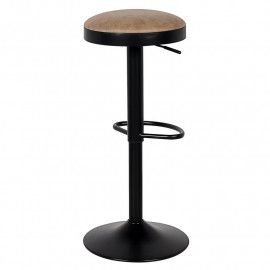 Tabouret de bar Sydney marron