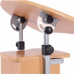 Table ordinateur portable MIAMI beige