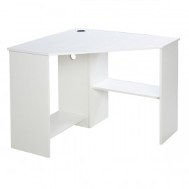 Bureau informatique d'angle contemporain COLOMBE