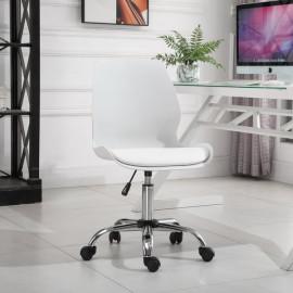 Chaise de bureau STEVE noire ou blanche