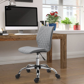 Chaise de bureau confortable LUX