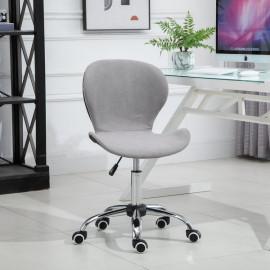 Chaise de bureau POULE grise