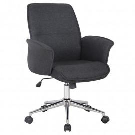 Chaise de bureau Jary Noire