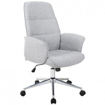 Chaise de bureau Jary 2 grise