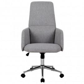 Chaise de bureau Oslo gris