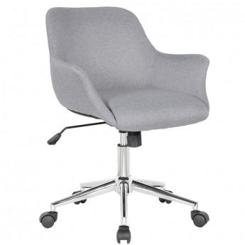 Chaise de bureau LOS ANGELES gris