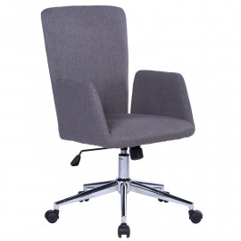 Chaise de bureau Hamilton grise