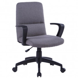 Chaise de réunion Varsovie grise