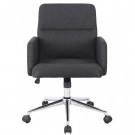 Chaise de bureau Fauteuil de bureau noir