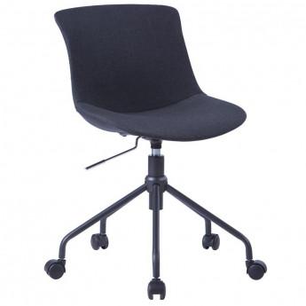 Chaise de bureau Prague noir