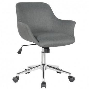 Chaise de bureau Stephano noir