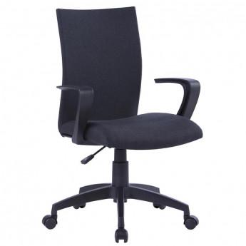 Chaise de bureau Rosa noir