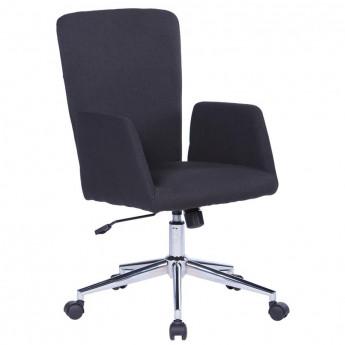 Chaise de bureau Hamilton noir