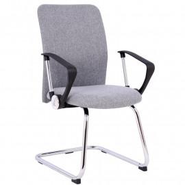 Chaise de conférence gris