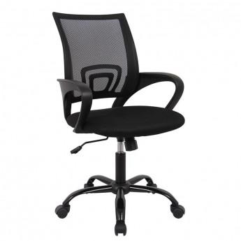 Chaise de bureau ASSOUAD noire