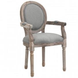 Chaise style Louis XVI Lys