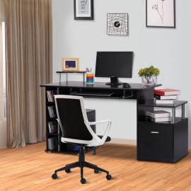 Bureau pour ordinateur HANDY noir