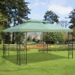 Toile de rechange pour pavillon MADRID verte