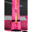 MyJump 4,30 M Trampoline de jardin rose