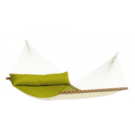 Hamac à barres Kingsize ALABAMA avocado