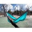 Hamac de voyage simple COLIBRI turquoise