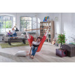 Chaise-Hamac Lounger CURRAMBERA cherry