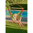 Chaise-Hamac Lounger DOMINGO coral