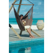 Chaise-Hamac Lounger HABANA chocolate