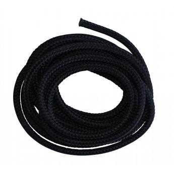 Corde Noir Polyester 3 m