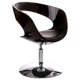 Fauteuil design KIRK Noir