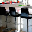 Tabouret de bar design SOHO Noir