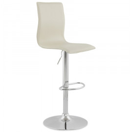 Tabouret de bar design SOHO Blanc