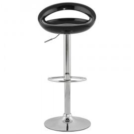 Tabouret de bar design VENUS Noir