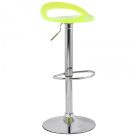 Tabouret de bar design GHOST Anis