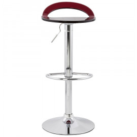 Tabouret de bar design GHOST Bordeaux