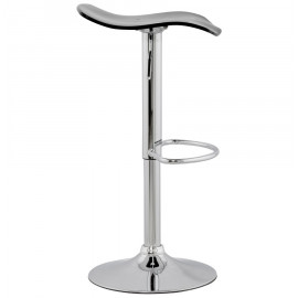 Tabouret de bar design SURF Noir