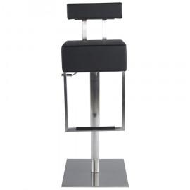 Tabouret de bar design CUBO Noir