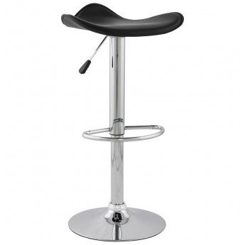 Tabouret de bar design TRIO Noir