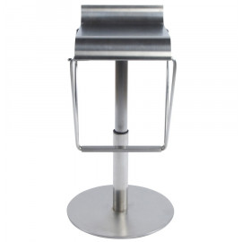 Tabouret de bar design RAW Acier