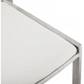 Tabouret de bar design EDAN Blanc